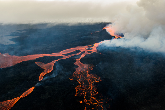 Holuhraun Eruption 2