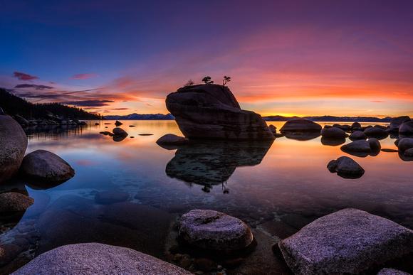bonsai rock lake tahoe - photo #17
